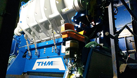 THM recycling solutions
